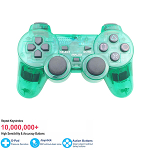 Image 3 - Wired Controller Gamepad For Sony PS2 Playstation 2 Console Game Joystick For PS2 Dual Shock Vibration Dual Shock Wired Controle