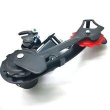 Tourney bicicleta RD-TZ50 cabide/montagem direta 6 velocidade traseira desviador rd sis mountain bike peças