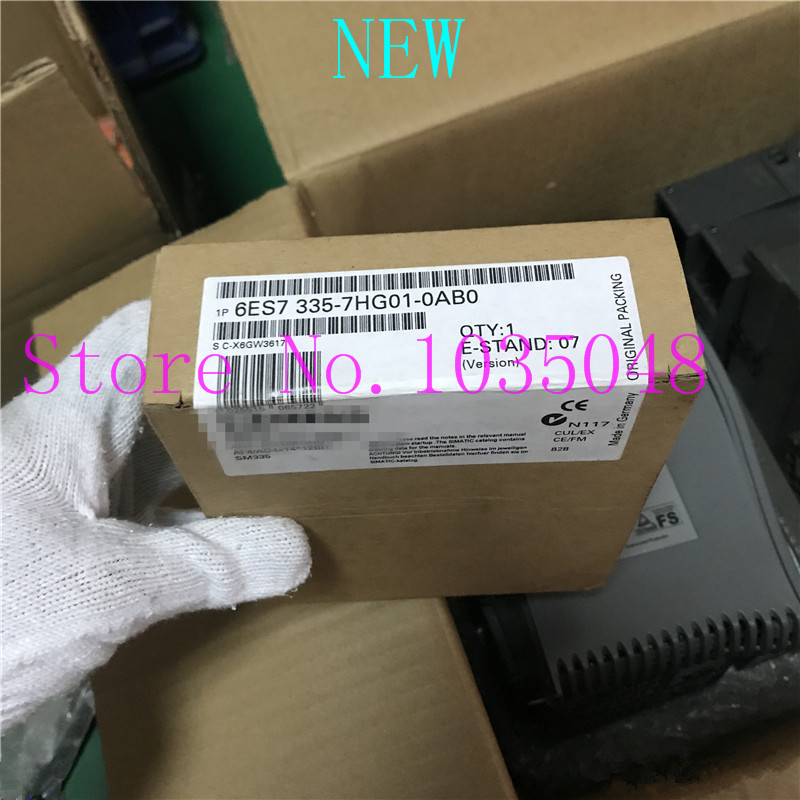 1PC  6ES7335-7HG01-0AB0   6ES7 335-7HG01-0AB0   New and Original Priority use of DHL delivery #07 title=