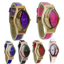 Часы semilunar Женские наручные в стиле эллипса модные повседневные