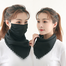 Scarf Cycling-Bandana Neck-Cover Half-Face-Mask Multi-Function Practical Durable Anti-Uv