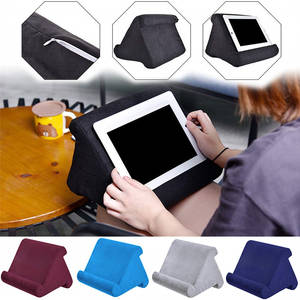 Pillow-Pad Magazines Lap-Stand Tablets Multi-Angle iPads for Ereaders-Books Oreiller