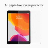 NILLKIN Matte AG Paper like Screen Protector PET Film For Apple iPad 10.2 inch 2019 Tablet PC Full Coverage Painting Writing