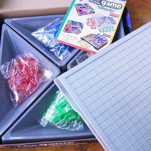 Image 4 - Blokus настольные игры 4 игроков дети стратегия игры Blokus настольная игра семейные Board Game Blokus