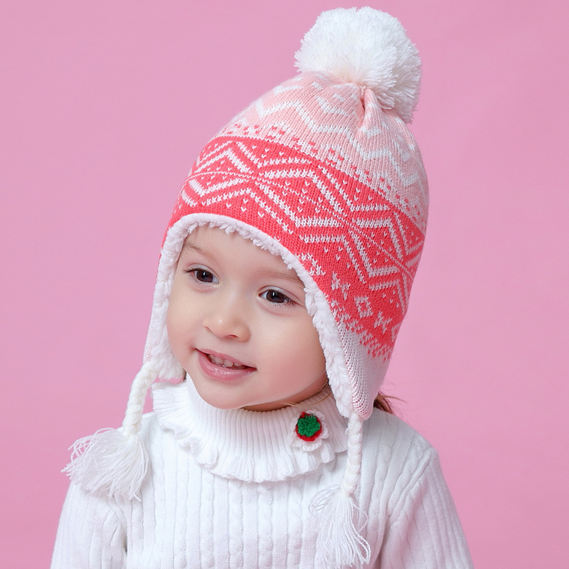 girl hat winter (2)
