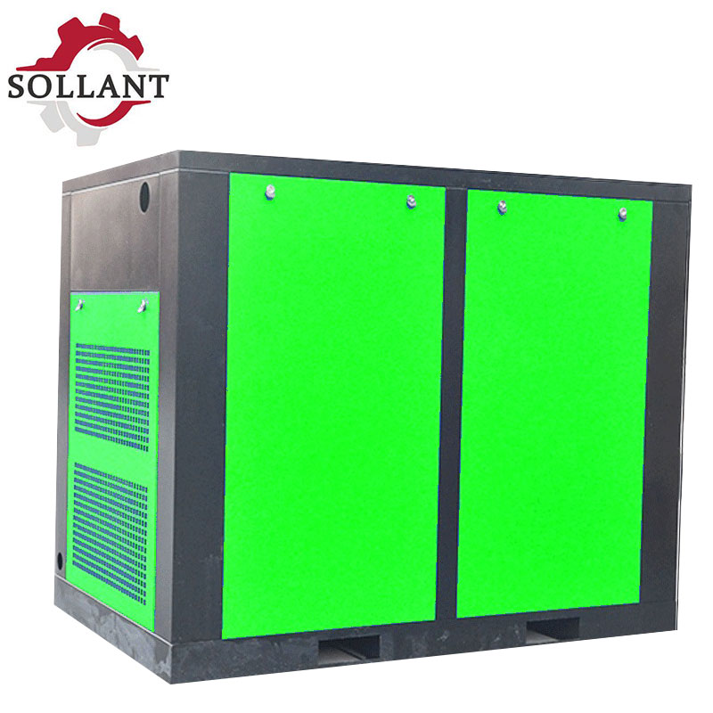 Screw Air Compressor, Minimum Price Air Compressor for Repair Works/10HP sollant Screw Air compressor?7.5KW