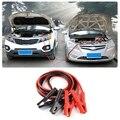 Сверхмощный 2000 Ампер 4 м автомобильный аккумулятор подпрыгивающие провода бустерные кабели Соединительный кабель для автомобиля Фургон Гр...