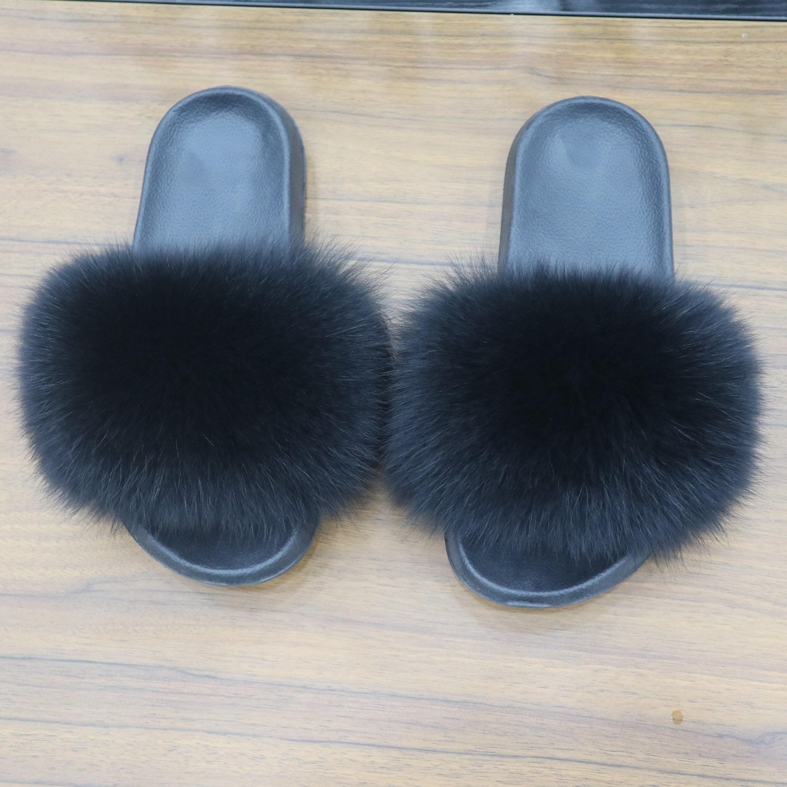 2020 New Year Womens Fur Fluffy