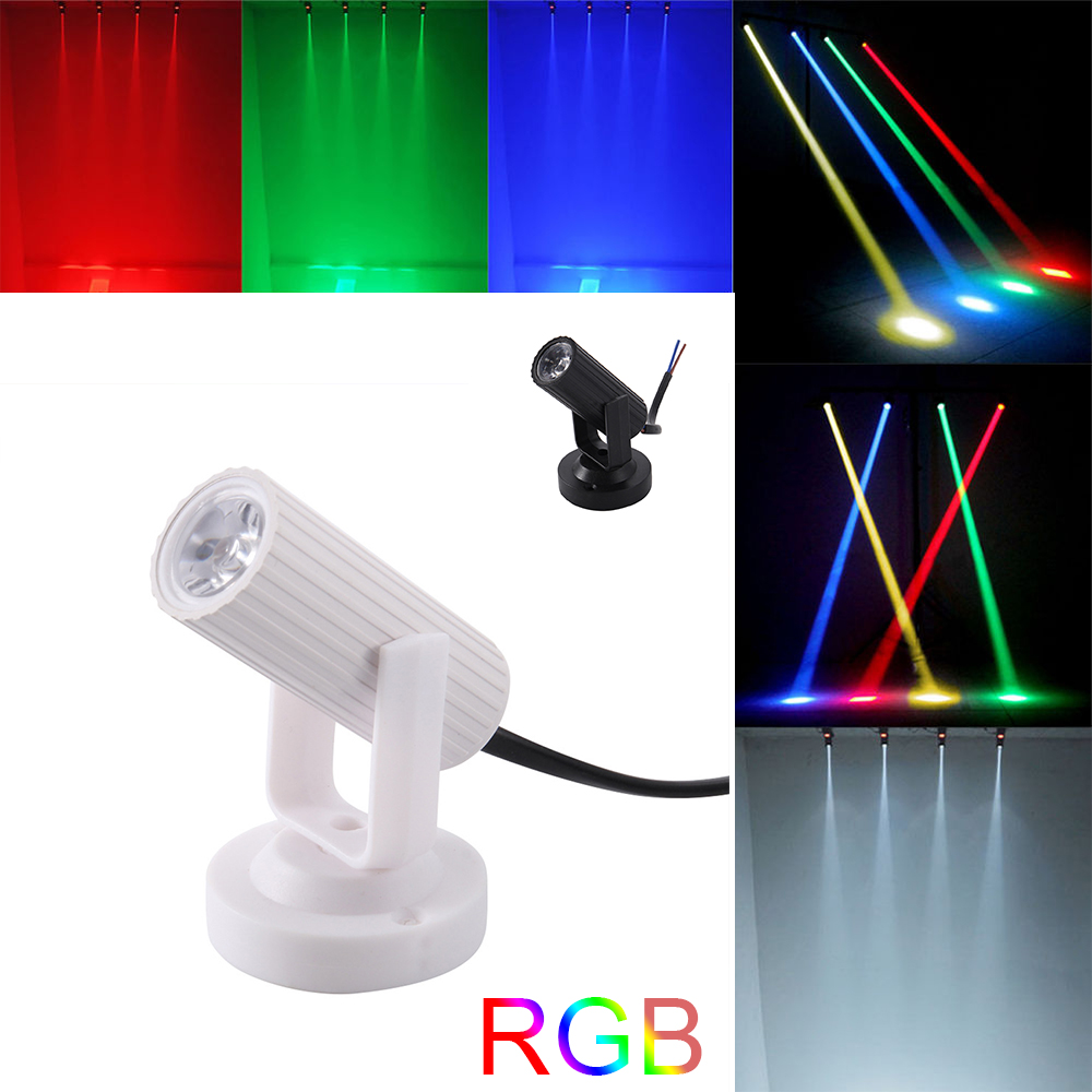 Stage Lights Disco Light Stage Lamp Wedding Supplies Dj Equipment Laser Projector KTV RGB Moving Head Mini Portable Adjustable