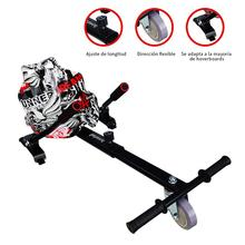 The Self-balancing Chair For Children Kart Hoverboard Seat Parts High Quality Seat Cushion Replacement Modified Accessorie