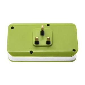 Image 3 - 5v 10A英国プラグ3 usbポート急速充電ハブ充電器ユニバーサルアダプタドック電源ストリップのトラベル変換のac 110 250v