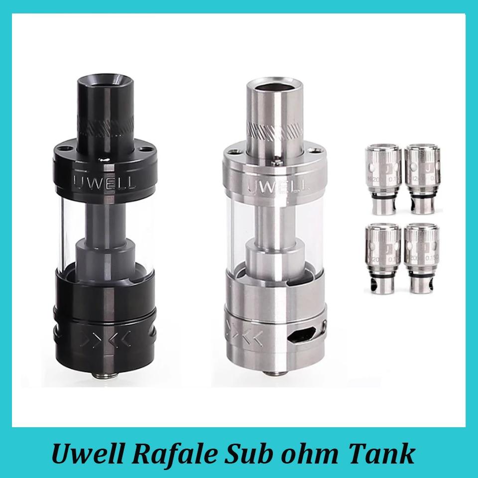 Clearence Uwell Rafale Sub ohm Tank 23mm 5ml 510 Thread 1