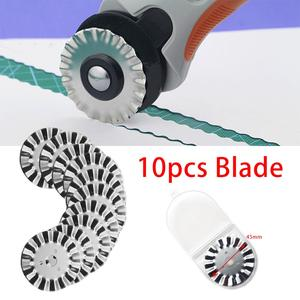 10Pcs/Set Rotary Cutter Blades