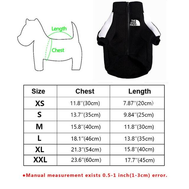 Dog Face Branded Zipped Jacket 6