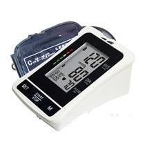 Сфигмоманометр кровяного давления электронный монитор на руку