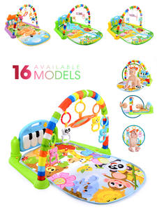 Kid Rug Toy Carpet-Piano Game-Pad Keyboard Play-Mat Music-Rack Puzzle Crawling Infant