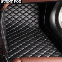 Car floor mats for Mercedes Benz X156 GLA class 45 AMG 180 200 220 250 heavy duty rugs carpet car styling foot case