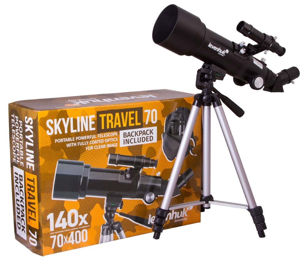 Telescope Levenhuk Skyline Travel 70