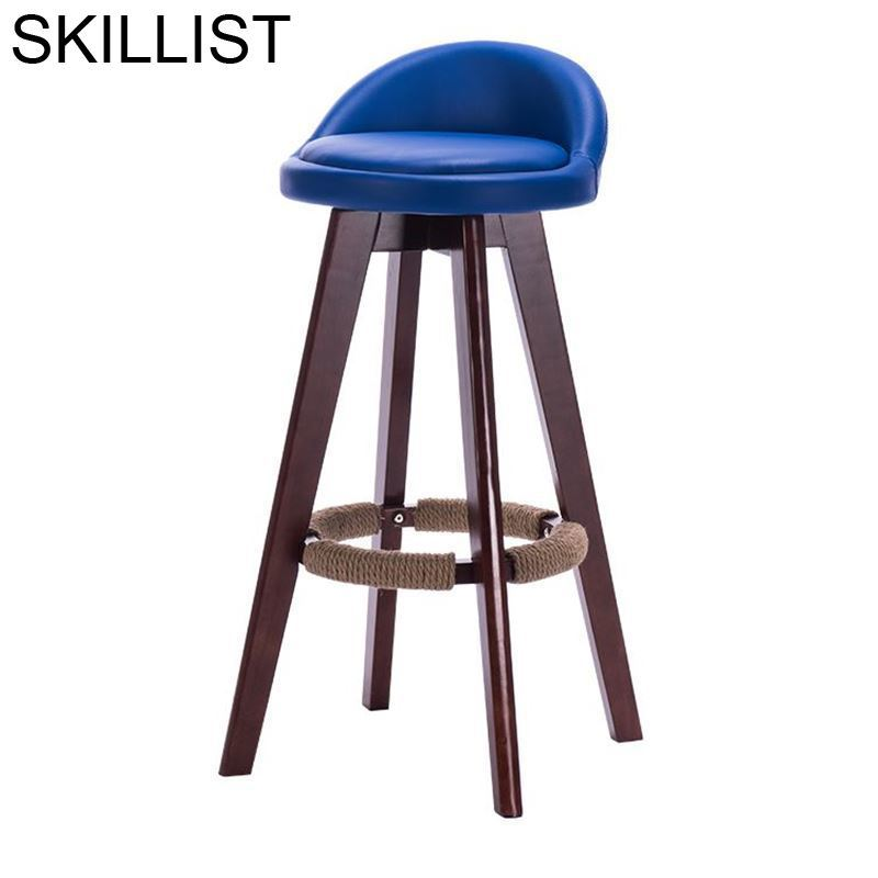 Sedie Comptoir Sgabello Sandalyesi Stuhl Para Barra Stoel Cadir Stoelen Table Stool Modern Silla Tabouret De Moderne Bar Chair