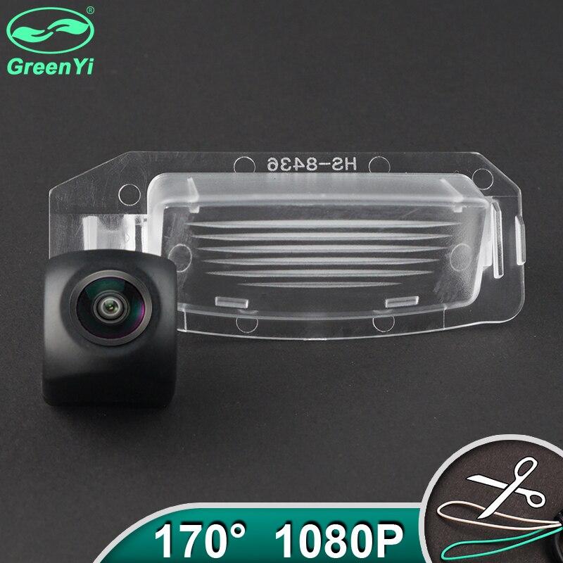 Камера заднего вида с объективом «рыбий глаз», Full HD, AHD, 1080P