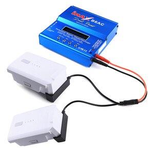 Image 3 - Batterij opladen kabel Ondersteuning B6 AC Oplader voor Xiaomi FIMI X8 SE drone Quadcopter FPV accessoires
