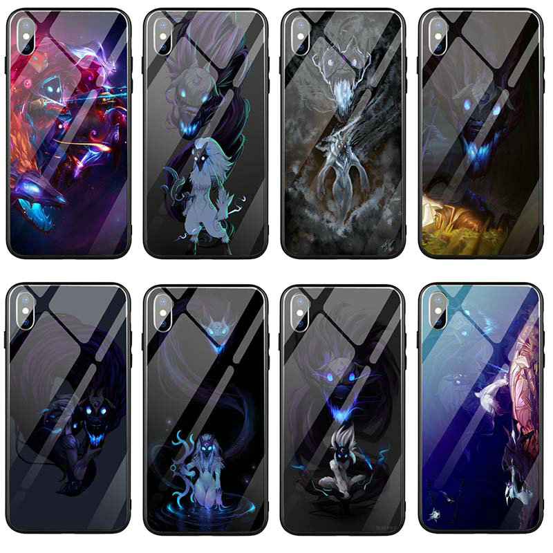 Phone Cases for iPhone 5 5S SE 6 6S 7 8 X XR XS 11 Pro Max Plus Tempered Glass Phone Cases New Arrival Kindred