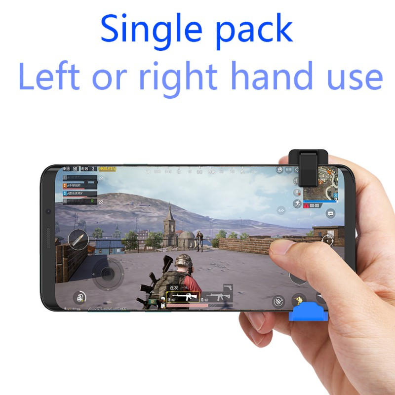 2019 New Tonight Eat Chicken Mobile Phone Mobile Game Trigger Shooting Controller Pubg Fire Button Handle