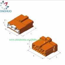 Бесплатная доставка 7 pin автомобильные вилки Sumitomo мужские и женские разъемы 6950-0366 6950-1030