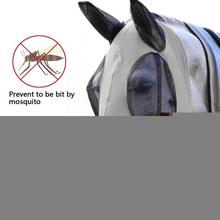 Breathable Fly-proof Net Horse Summer Eyes Mosquitoes Horse Animal For Family Animal Of And Horse Ties