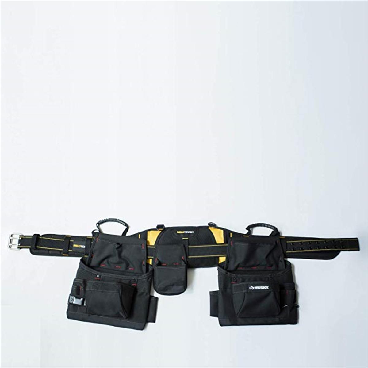 Multi função saco de ferramentas eletricista cintura
