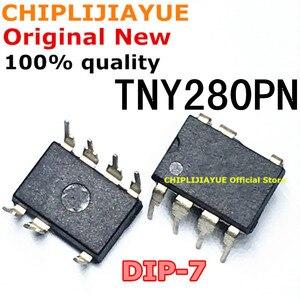 10PCS TNY280PN DIP7 TNY280P TNY280 DIP-7 new and original IC Chipset(China)