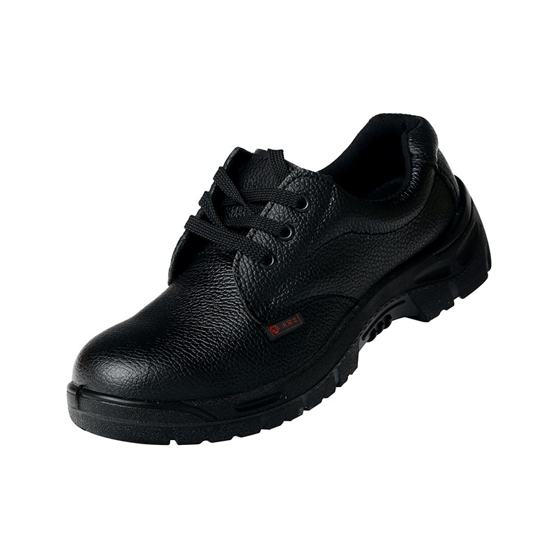 To Of 7062 Safety Shoes Men's Lightweight Safety Shoes Steel Head Anti-smashing And Anti-penetration Breathable Casual