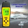 Детектор горючих газов портативный CO анализатор местоположения утечки газа тестер инструмент ЖК-дисплей новое поступление
