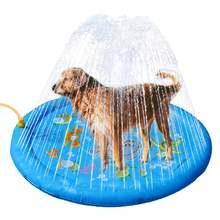 Детский спринклер коврик для собак детский летний игр на открытом