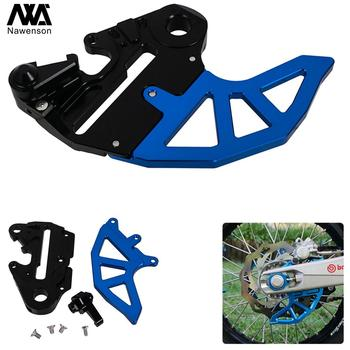 Motorcycle Rear Brake Disc Caliper Guard Cover Protector Support For Husqvarna FC250/350 16-19 FE250/350/450HQ 14-19 FX350/450