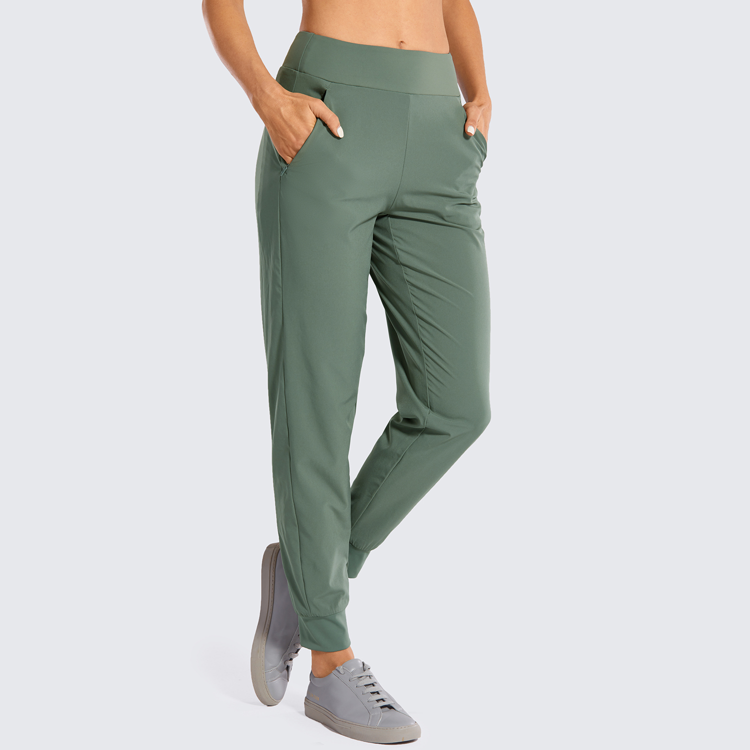 2020 Women's Double Layer Jogger Sweatpants