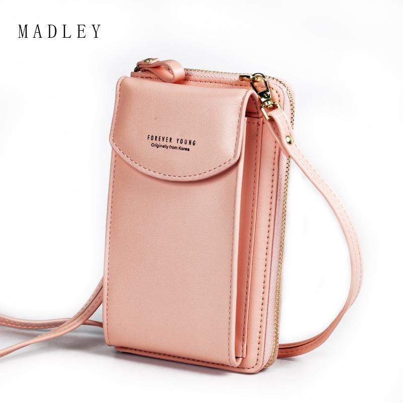 PU Luxury Handbags Women's Bags for Woman 2020 Ladies Hand Bags Women's Crossbody Bags Purse Clutch Phone Wallet Shoulder Bag 2