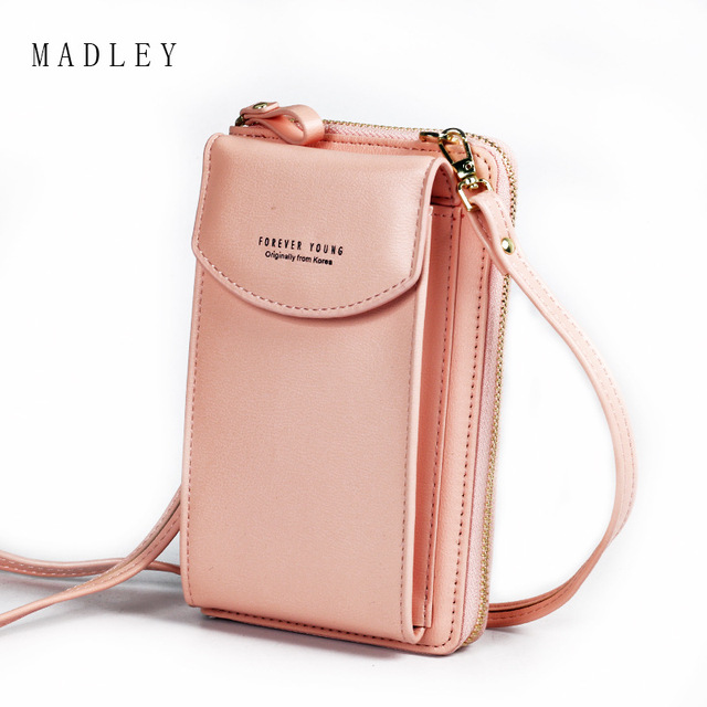 PU Luxury Handbags Women's Bags for Woman 2020 Ladies Hand Bags Women's Crossbody Bags Purse Clutch Phone Wallet Shoulder Bag 2
