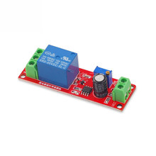 DC12V Time Delay Relay NE555 Time Relay Shield Timing Relay Timer Control Switch Car Relays Pulse Generation Duty Cycle