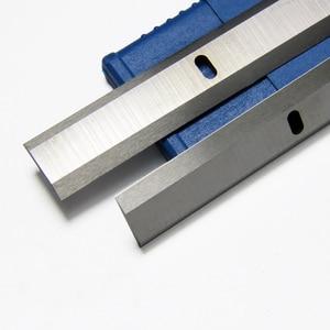 Image 5 - HSS פלנר להבי עובי פלנר סכין 319x18.2x3.2mm עבור Ryobi ETP1531AK JET JWP 12 GMC MA1931 CT 340 קוברה