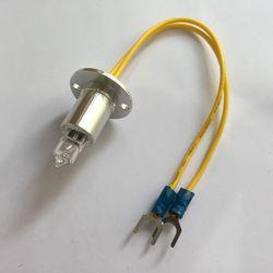 Compatible para Dirui CS-T240 cs300 cs400 cs600 cs800 química lámpara halógena 12v20w