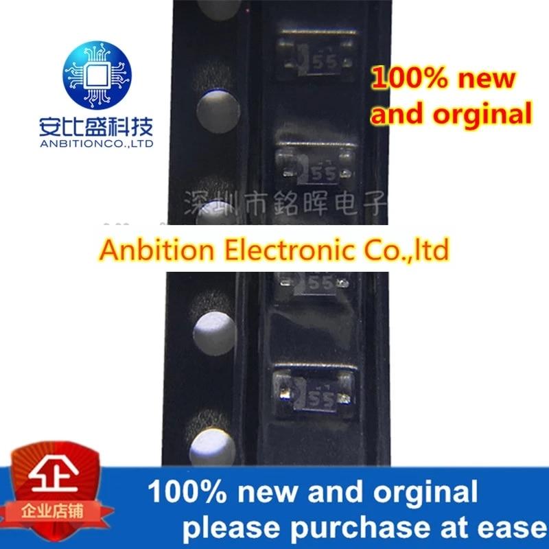 20pcs 100% New And Orgianl UDZSTE-1716B UDZS16B Silk-screen 55 SOD323 16V In Stock