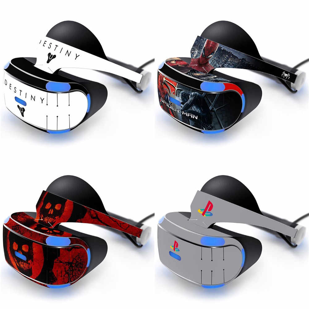Removable Competitive Price Vinyl Decal For PS4 VR High Quality Sell