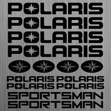 Pegatina para POLARIS Sportman quad ATV, 14 piezas, estilo de coche, FY1700112