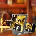 3D Telefon Lupe Bildschirm Mobile Video Tablet Halter Vergrößert Expander Ständer Film Video Lupe Handy Halterung Tragbare Stand-in Lupen aus Werkzeug bei