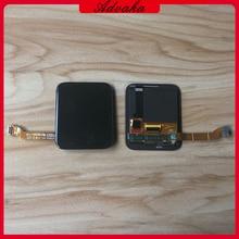 Huamiためamazfit bip s A1805 lcdディスプレイタッチスクリーンパネルデジタイザーアセンブリためamazfit bip 1s A1805 A1821時計の画面