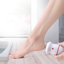 Electric Foot File Grinder Dead Skin Callus Remover for Foot Pedicure Tools Feet Care for Hard Cracked Foot Files Clean Tools foot files pedicure cracked dead skin remover kit foot file kit foot skin care for hard cracked dead skin removal skin care
