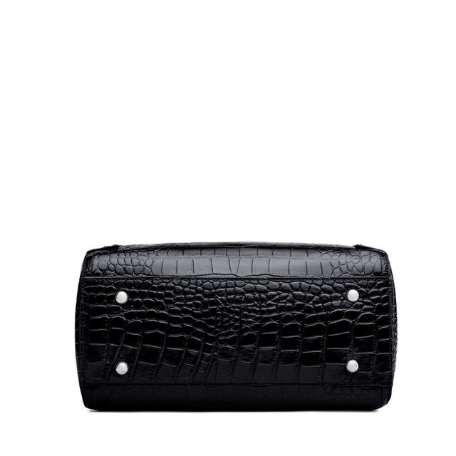 ZOOLER Exclusive High Quality Real leather bags women luxury designer handbags Pattern Soft Cow Skin tote bolsa feminina #SC236