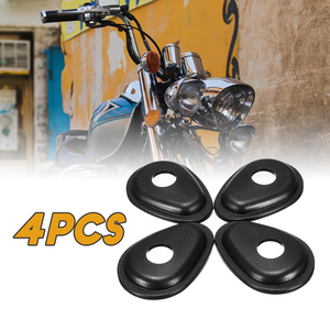 4 Pcs Motorcycle Refit Turn Signals Indicator Adapter Spacers For Yamaha MT-25/03/07/09/10 YZF-R3/R1/R6/25 XSR 700/900 Etc(China)
