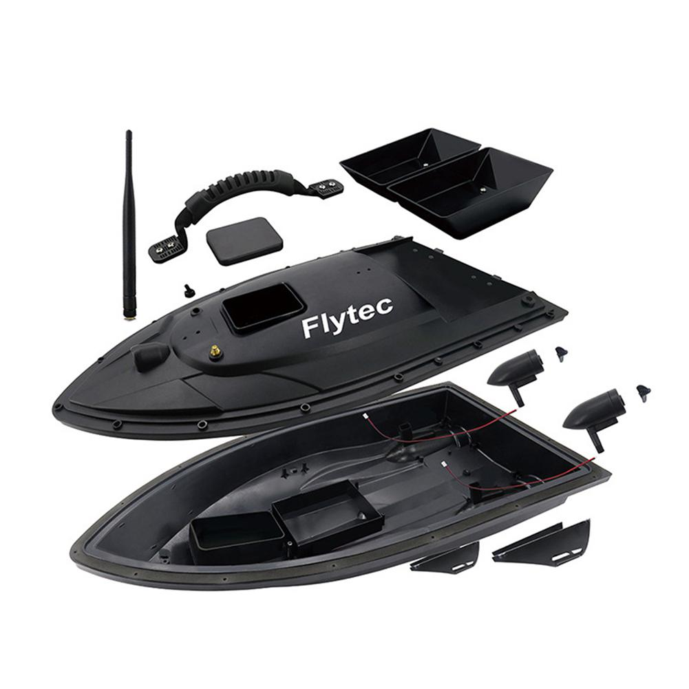 Fishing Equipment 500 Meters Intelligent Smart RC Bait Boat Toy Double Warehouse Bait Fishing Package Repair Accessory Tool in RC Boats from Toys Hobbies
